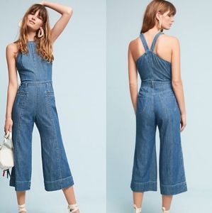 Anthropologie Pilcro & the Letterpress Overalls